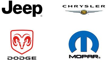 Jeep Cherokee, Chrysler y Dodge